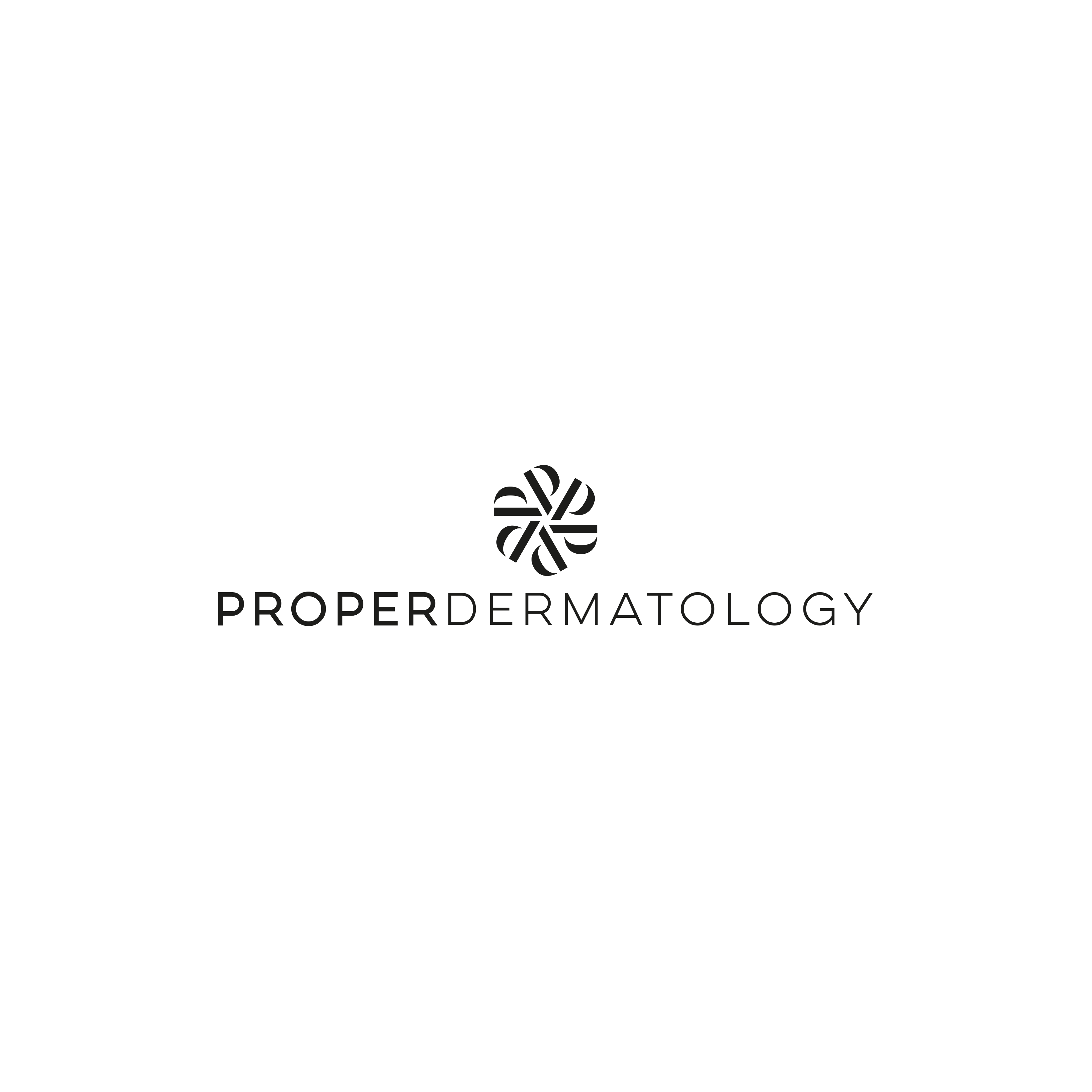 Simple, clean, beautiful logo for new top-tier modern medical and cosmetic Dermatology practice