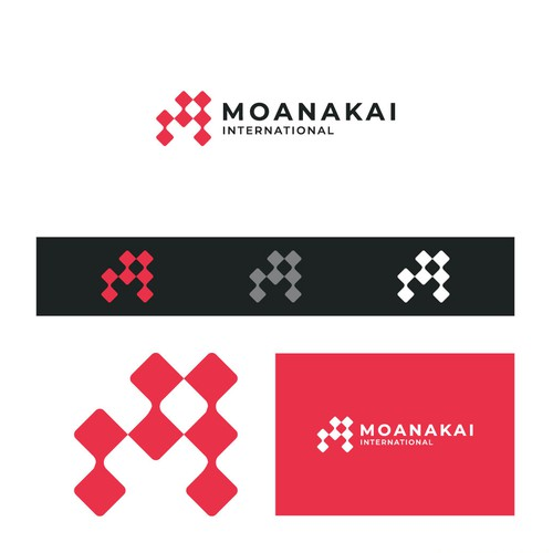 Logo Tech for a Business Investment