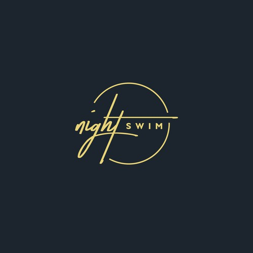 Night Swim swimwear