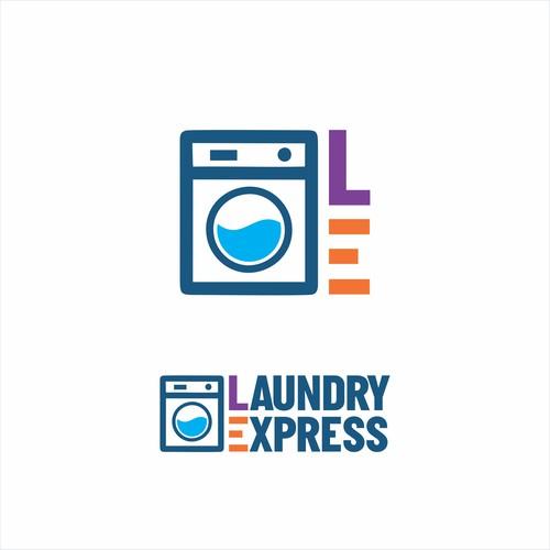Laundry Express LOGO