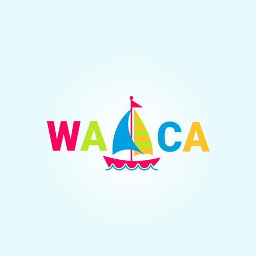 WA CA Logo Design
