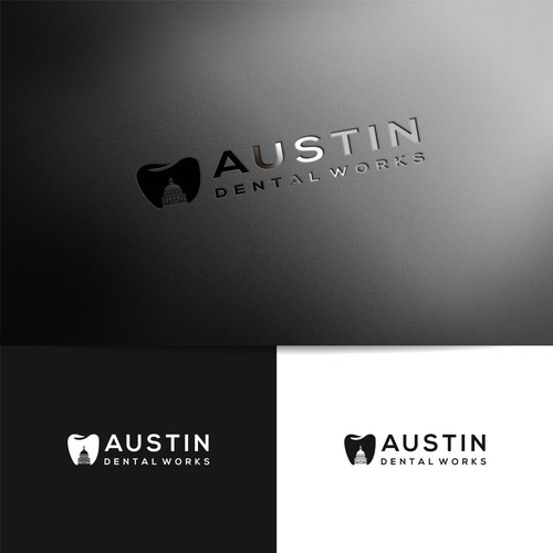 Logo for Austin Dental Works