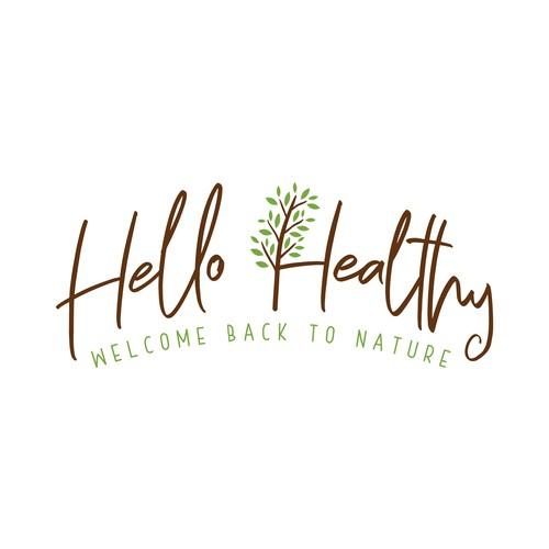 Hello Healthy Logo