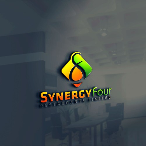 logo for Synergy Four Restaurants Limited - trading as McDonalds