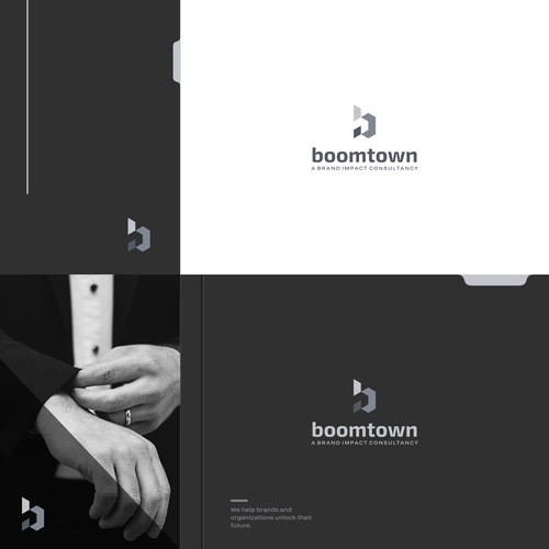 A design challenge to help us save people from terrible branding, Boomtown