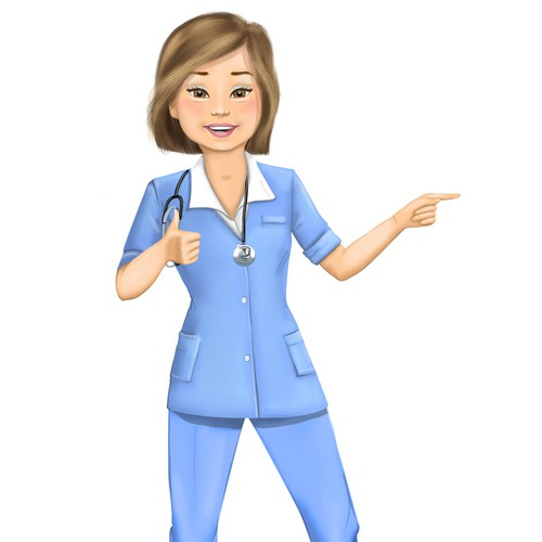 Nurse character