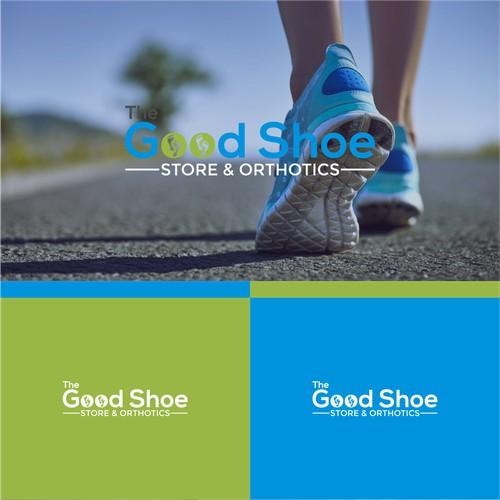 Shoe Store Re-Branding The Good Shoe Store & Orthotics