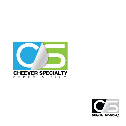 Create a logo for our Specialty Paper Business