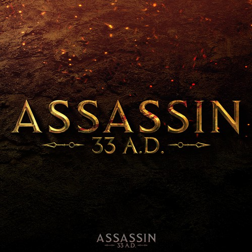 Logo design for Assassin 33 A.D.