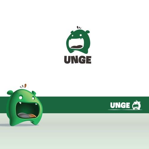 Unge logo design