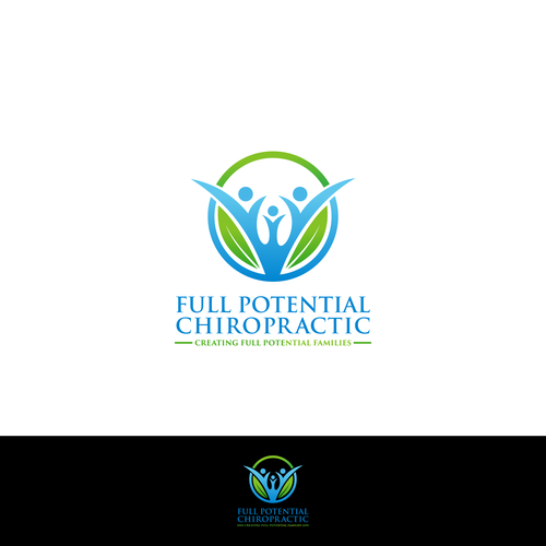 Full Potential Chiropractic logo!