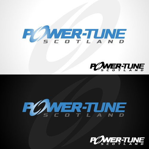 Power-Tune Logo.