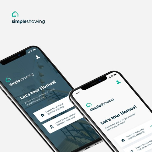 Real estate app redesign