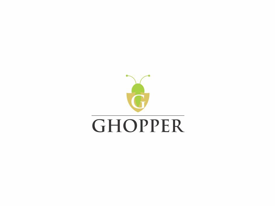 Create the next logo for Ghopper