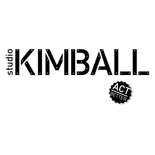 Kimball Studio: Logo for NYC acting studio
