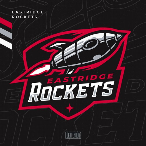 Eastridge Rockets Team Logo
