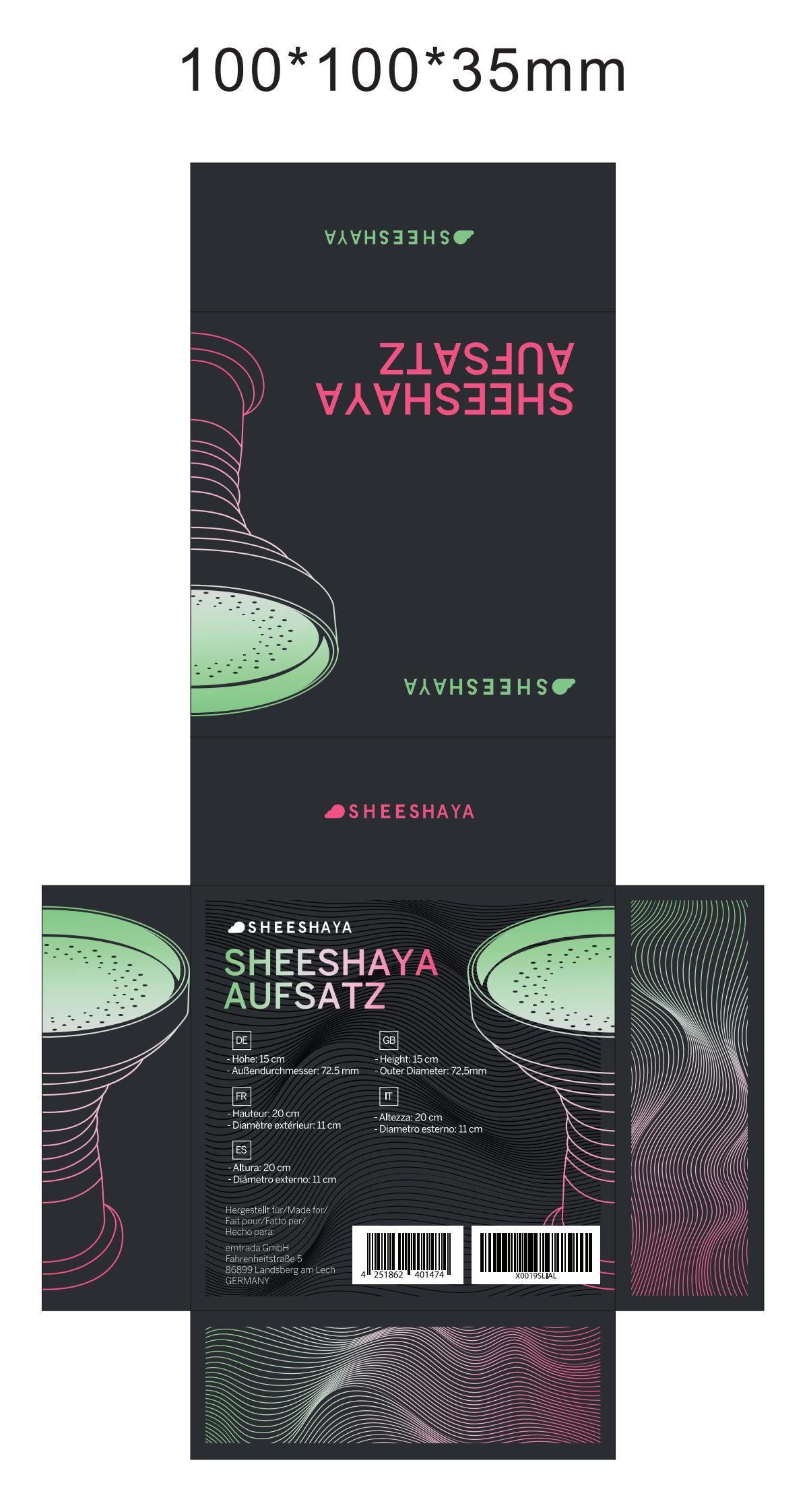 Sheeshaya Aufsatz