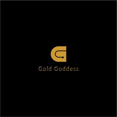 Simplest Logo Idea for Gold Goddess