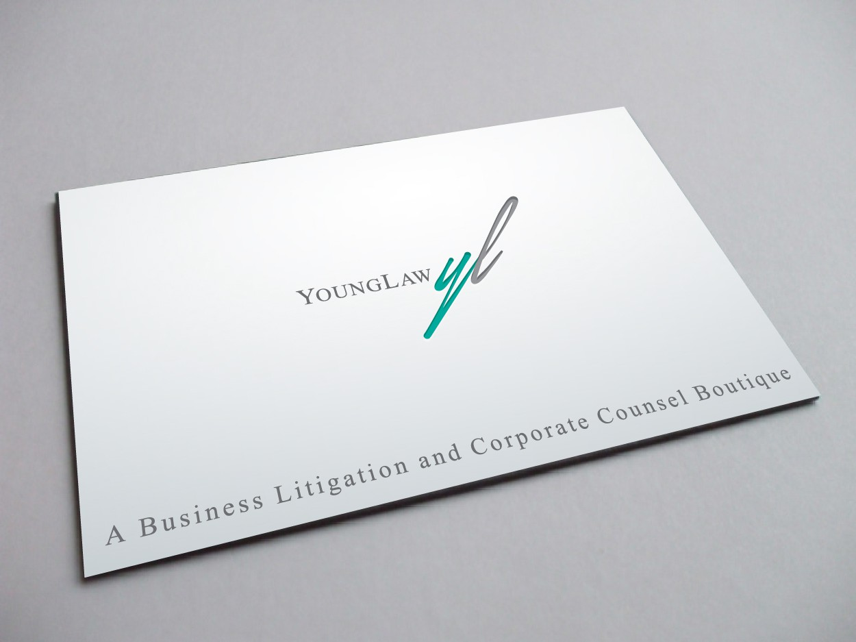 New logo wanted for Young Law