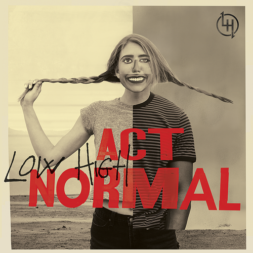 """Act Normal"" Album Artwork"