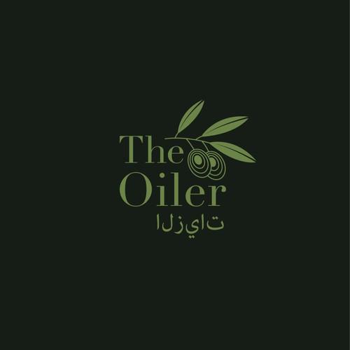 The Oiler - Logotype