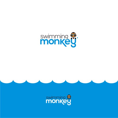 New logo wanted for SwimmingMonkey !
