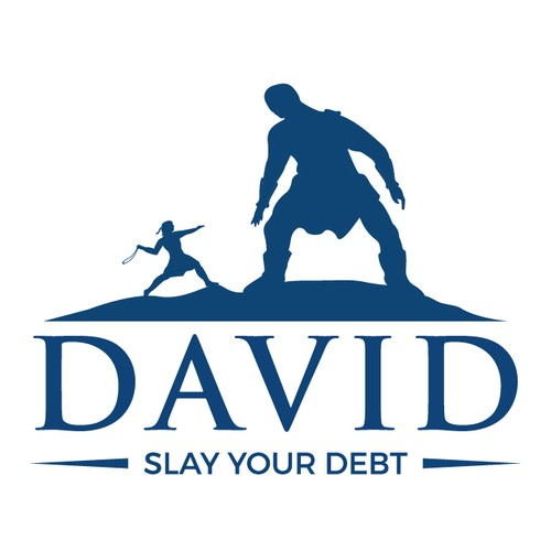 Logo for David vs Goliath