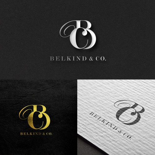 Logo for a boutique law firm