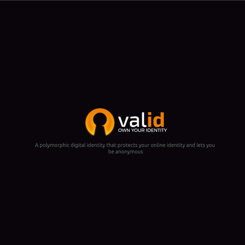 Valid : A polymorphic digital identity that protects your online identity and lets you be anonymous