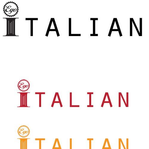 ItalianEgo  needs a new logo