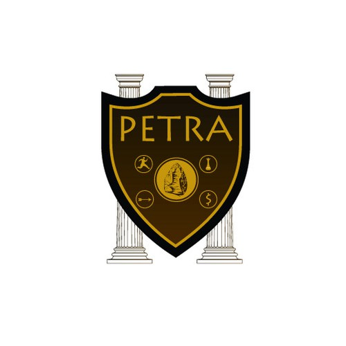 Create the next logo for Petra