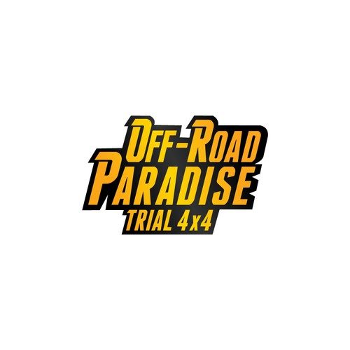 Logo for 4x4 OFF ROAD Event