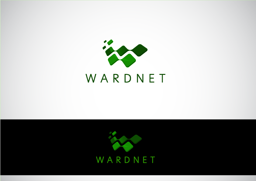 Help Wardnet with a new logo and business card