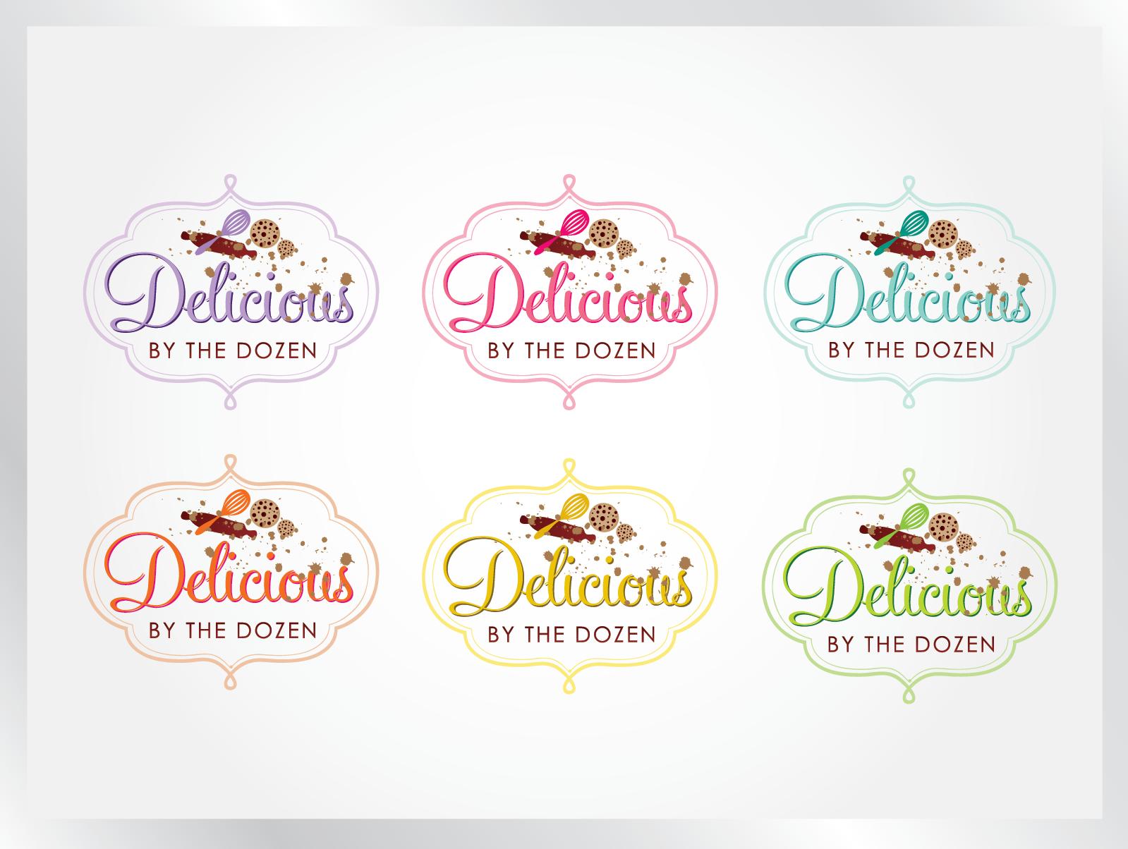 logo for Delicious By The Dozen