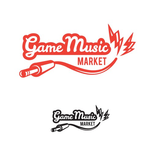 Game Music Market Logo