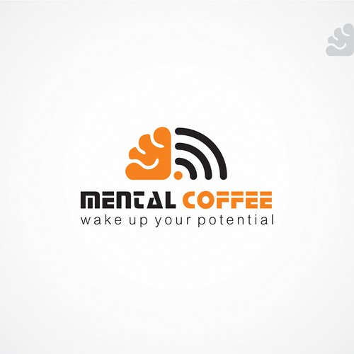 Please help create a logo for Mental Coffee, my new podcast.
