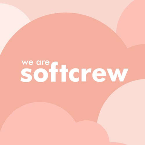Bold and colourful concept for softcrew