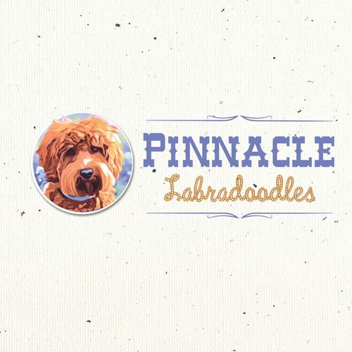 Pinnacle Labradoodles Logo