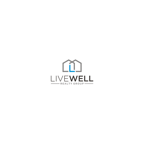 Bold logo concept For  logo for a lifestyle real estate brand