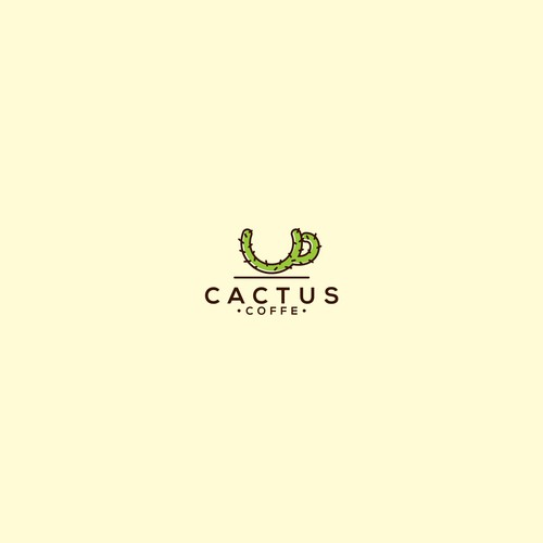 lofo for Cactus Coffee