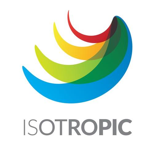 Logo design for isotropic