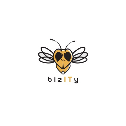 Logo design for bizITy