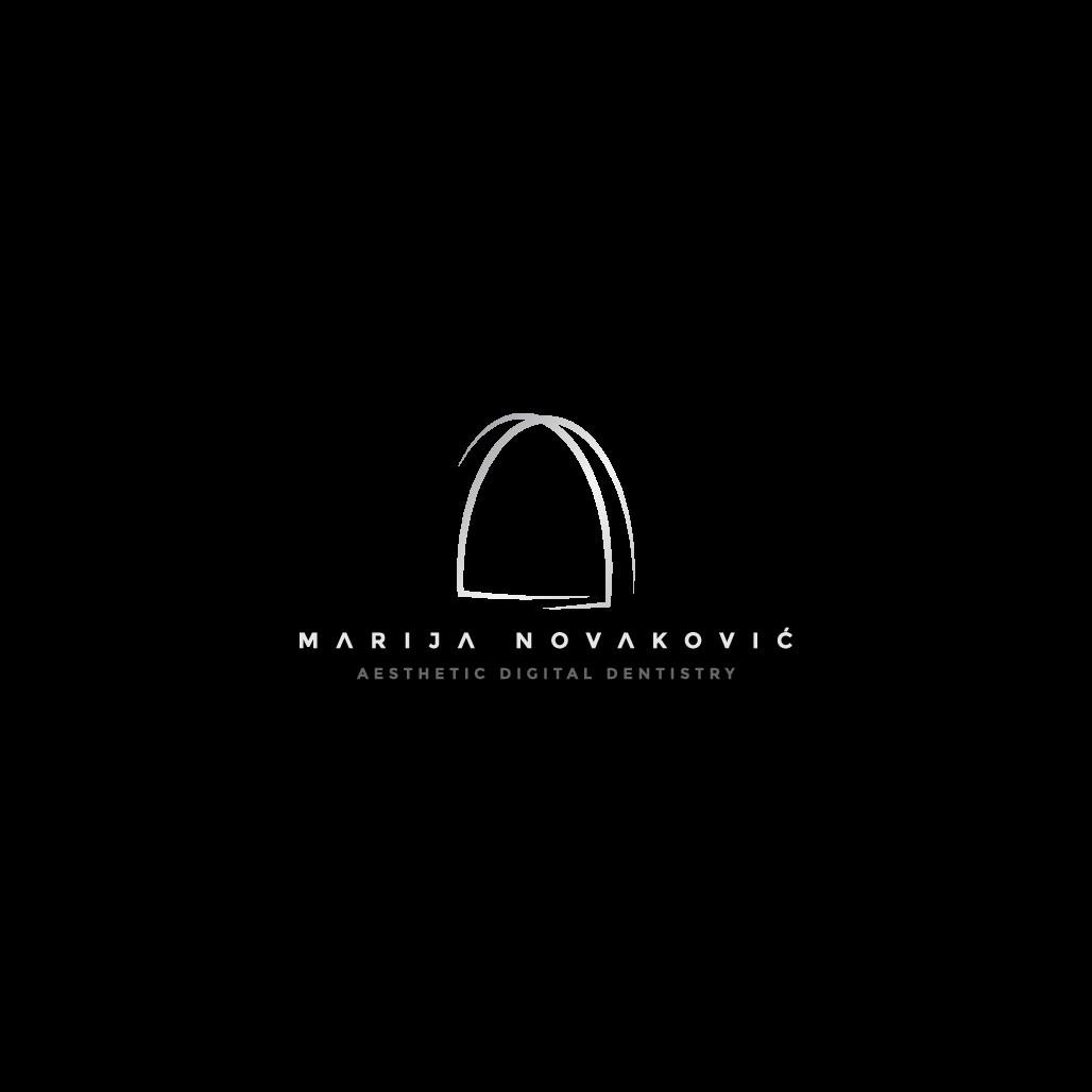 Marija Novakovic Logo - Personal Branding