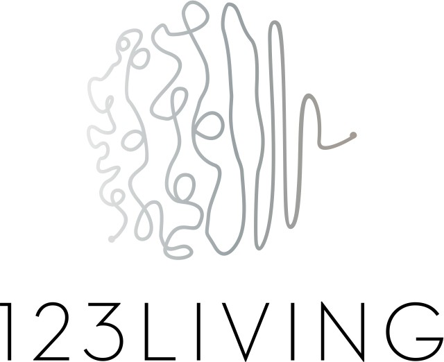 A Logo for 123Living - the Training Program For LIFE!