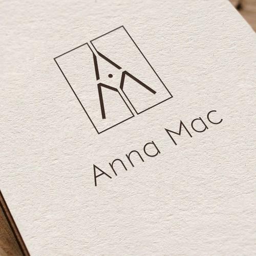 New logo wanted for ANNA MAC (or Anna Mac)