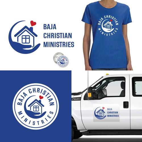 Baja Christian Ministries logo