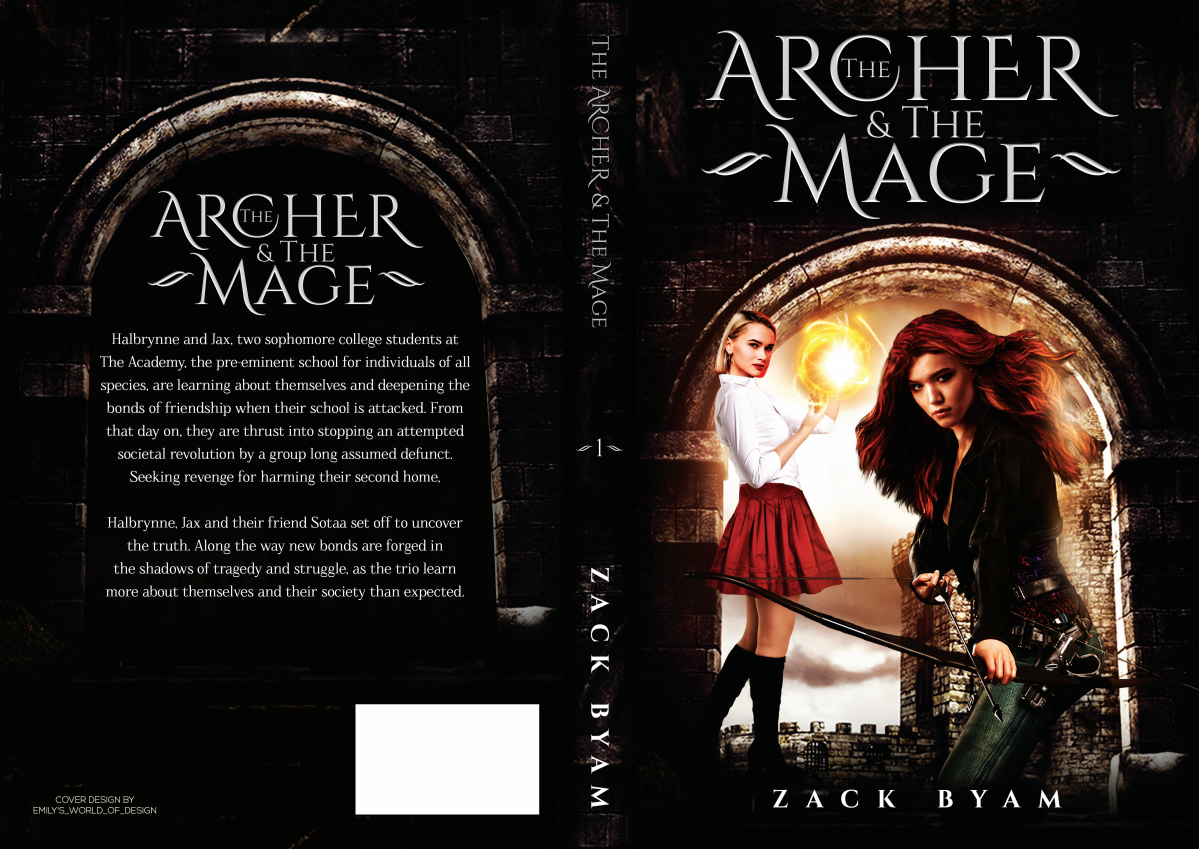 Zack's Book: The Archer and The Mage