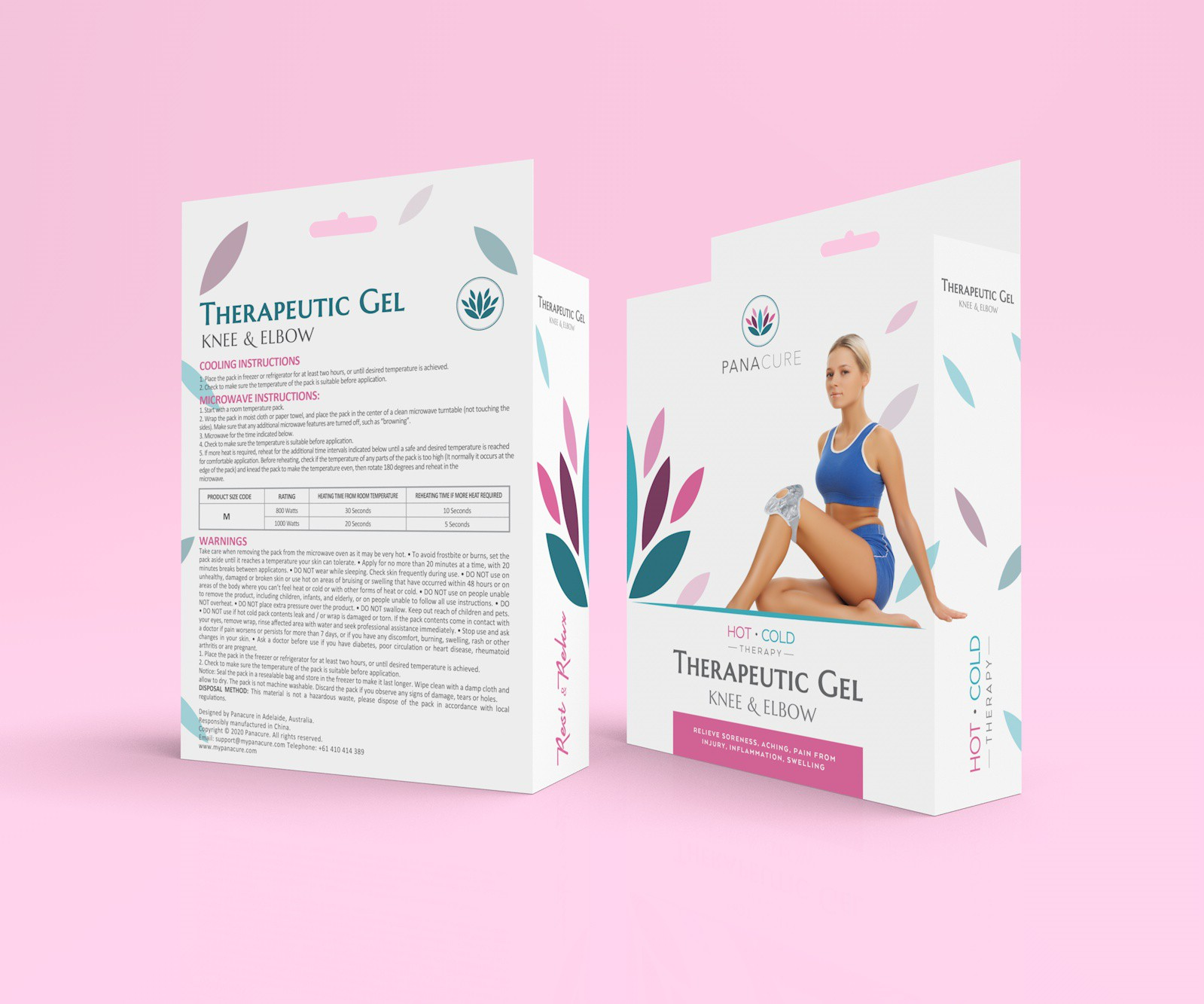 Packaging for KNEE&ELBOW