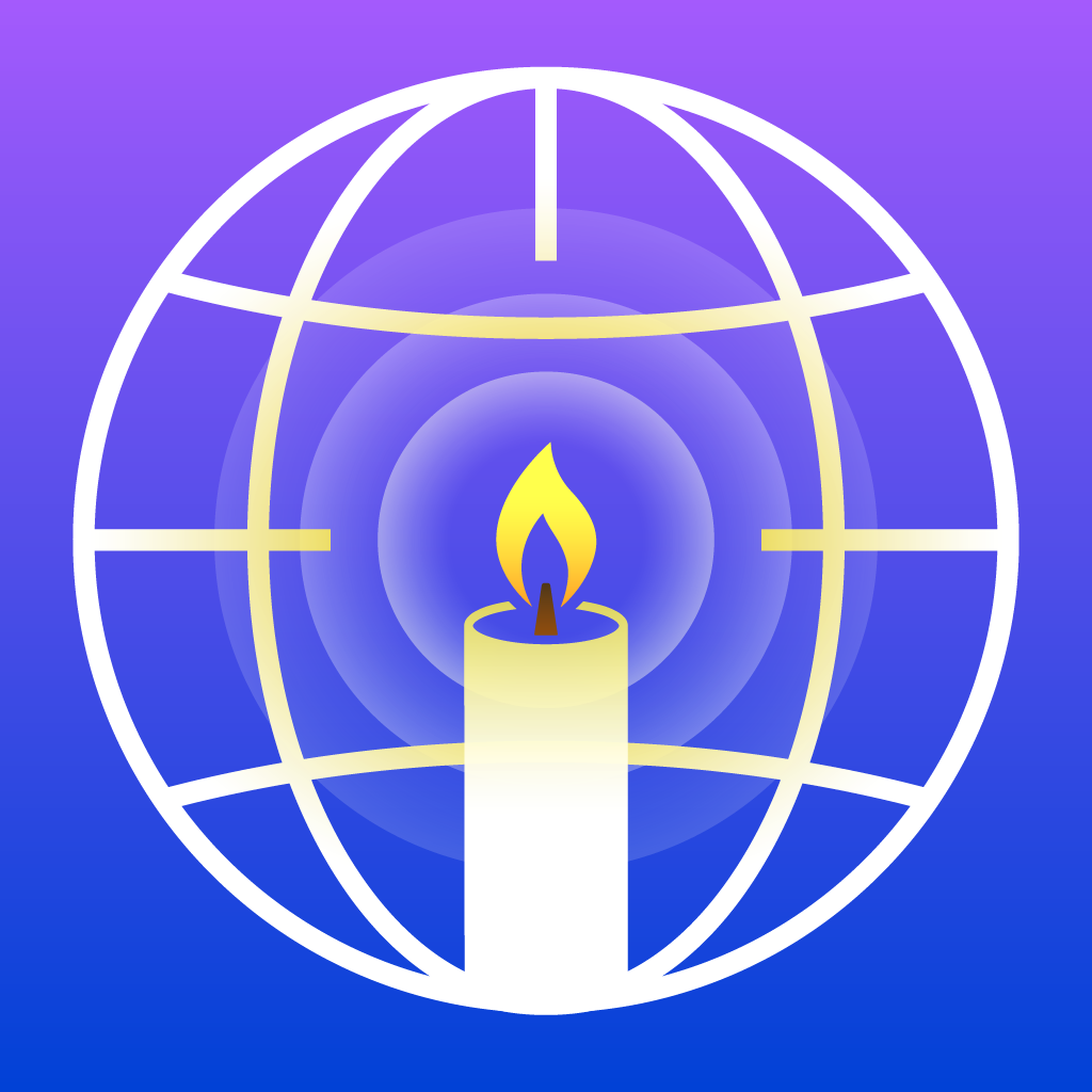 Launch icon for a Christian mobile app