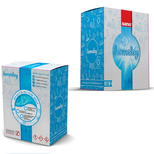 product Kit packaging box